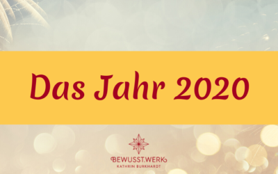 So besonders – Das Jahr 2020